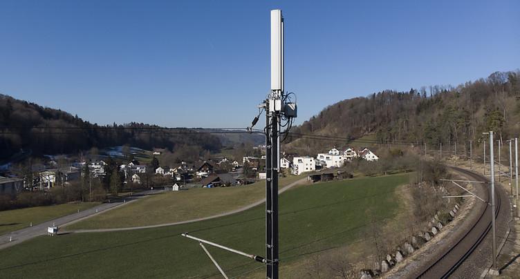 Sunrise entend couvrir 150 lieux avec la 5G d'ici fin mars