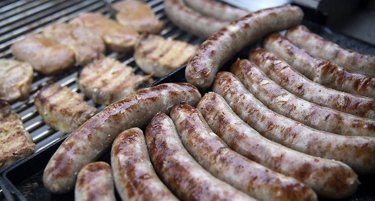 La consommation de viande continue de reculer en Suisse