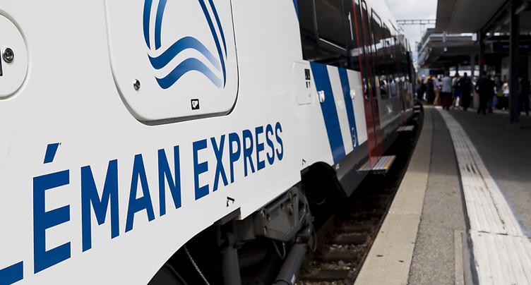En 2019, le réseau de trains romands connaîtra plusieurs défis
