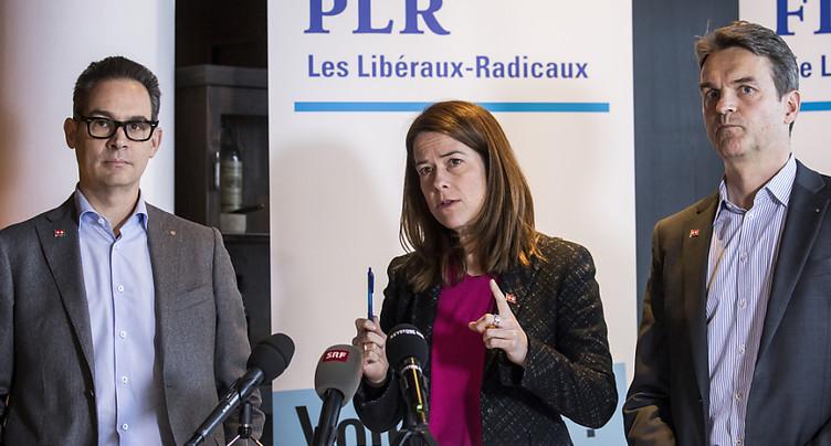 Le groupe PLR dit un « oui de raison » à l'accord-cadre avec l'UE
