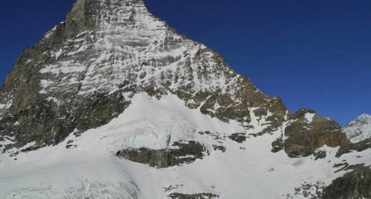 Deux alpinistes perdent la vie au Cervin
