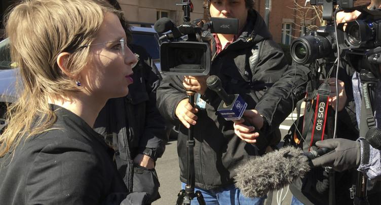 Chelsea Manning écrouée pour refus de témoigner