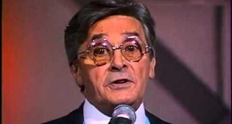 Mort de Jacques Bodoin, doyen des chansonniers français