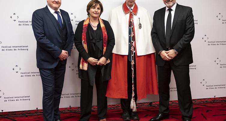 Le Festival international de films de Fribourg ouvre ses portes
