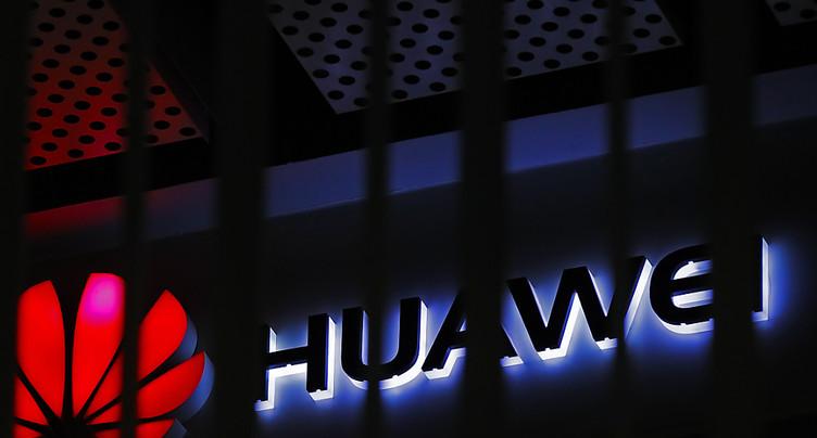 5G: les USA interviennent à Berne au sujet de Huawei