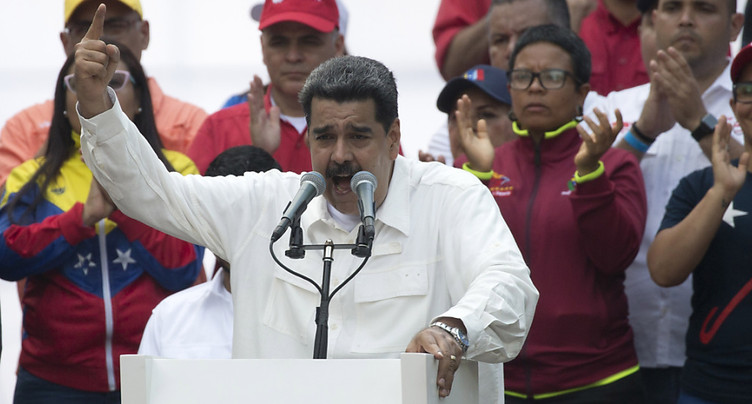 Le président du Venezuela veut une restructuration du gouvernement