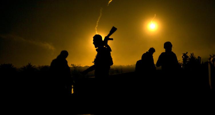 Les forces antidjihadistes bombardent le dernier réduit de l'EI