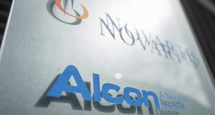 Novartis: Alcon s'offre Powervision pour au moins 285 millions