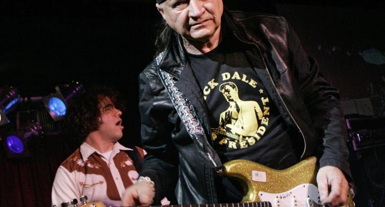 Dernière vague pour Dick Dale, le « roi de la guitare surf »