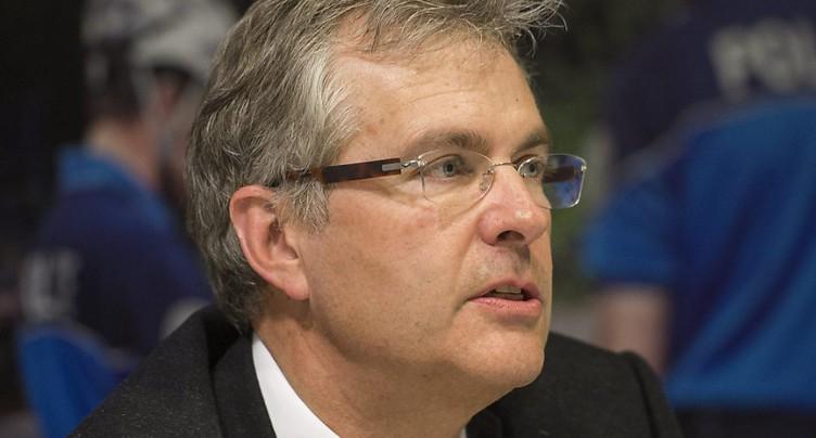 Coup de gueule du commandant Antenen contre « le juridisme borné »