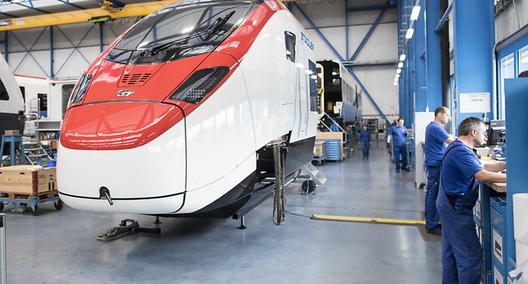 Stadler Rail annonce sa future entrée en Bourse