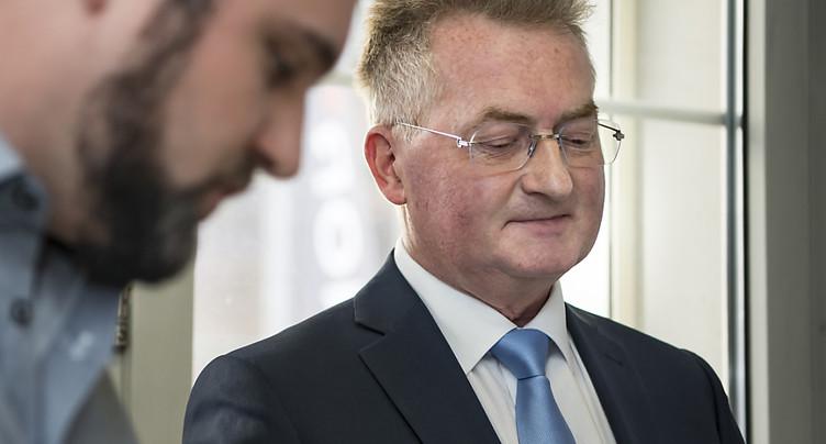 L'UDC Pascal Dessauges renonce au deuxième tour