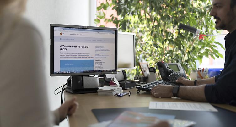 Assurance chômage: courriels acceptés sous réserve