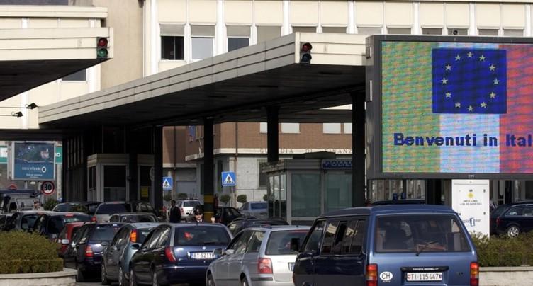 Fragile compromis sur l'assurance-chômage pour les frontaliers