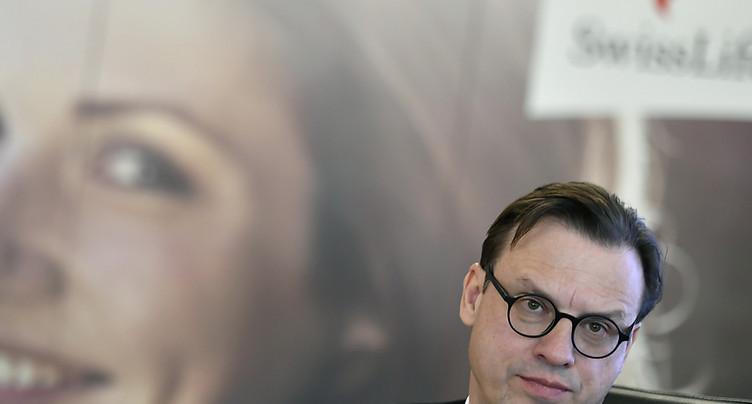 Salaire en hausse en 2018 pour le patron de Swiss Life