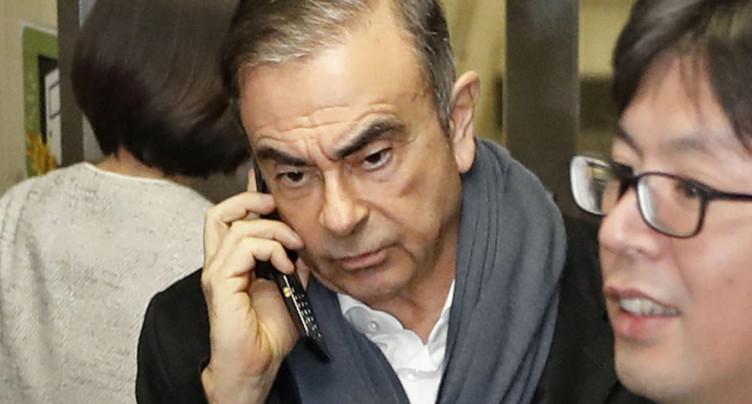 Le procès de Ghosn pourrait avoir lieu à l'automne