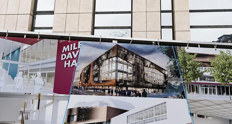 Le scrutin sur le centre de congrès de Montreux est annulé