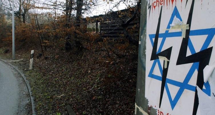 L'antisémitisme se déplace de plus en plus sur le net