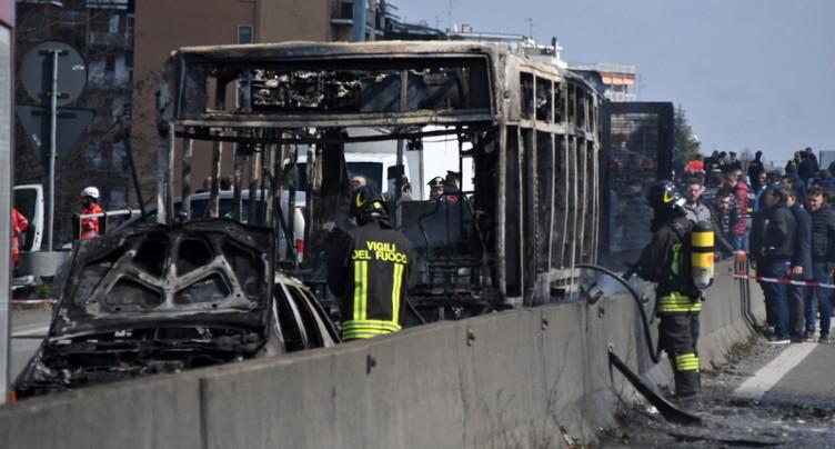 Massacre évité pour 51 collégiens pris en otages près de Milan