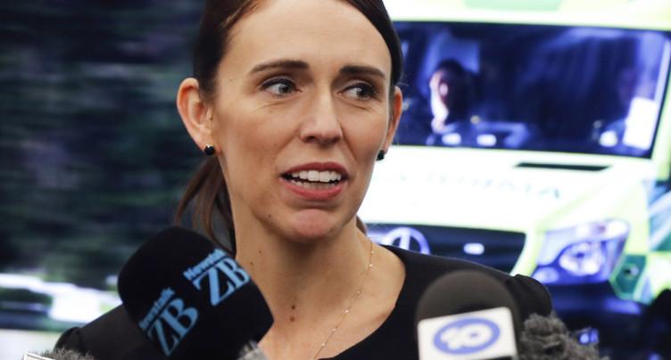 Attentat de Christchurch: législation sur les armes durcie