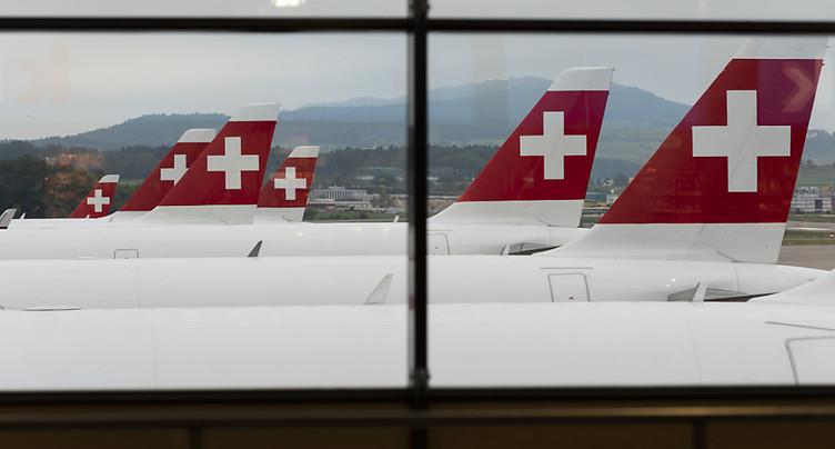 Swiss renouvelle un contrat de services avec SR Technics
