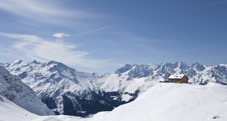 Un jeune américain se tue à ski dans la région du Mont-Fort