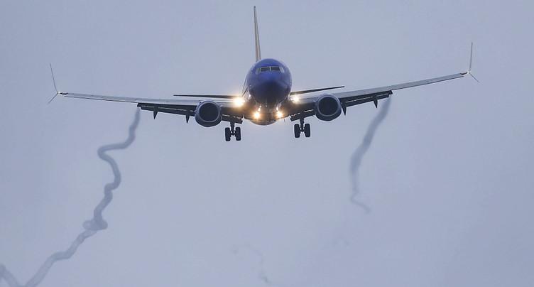 Boeing va équiper les 737 MAX d'un signal de dysfonctionnements