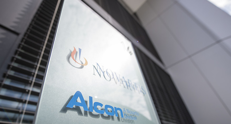 Novartis: Alcon fera son entrée au SMI dès le 9 avril