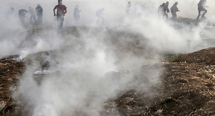 L'ONU vise le « recours intentionnel » à la force illégale par Israël