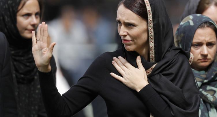 La Nouvelle-Zélande rend hommage aux victimes