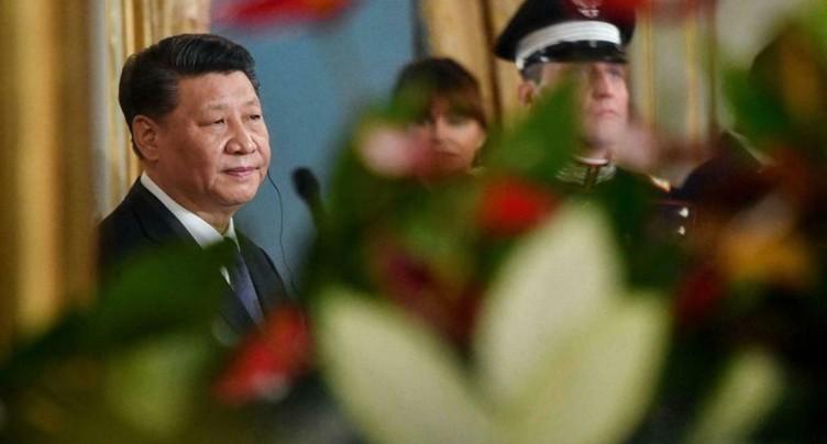 Xi Jinping à Rome au début de sa tournée européenne