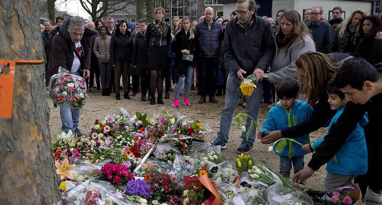 Utrecht: le tireur poursuivi pour homicides terroristes avoue