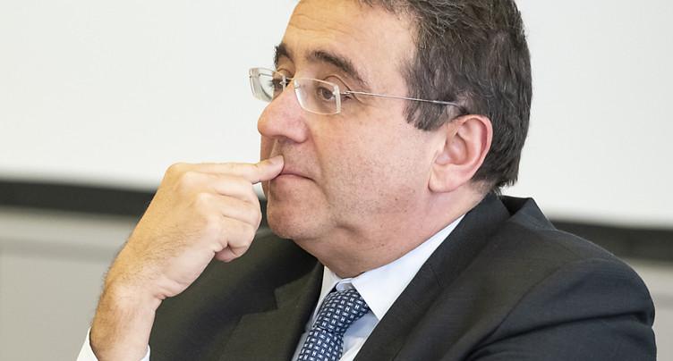 P. Broulis dépose une action civile contre un journaliste du « Tagi »