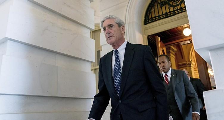 Affaire russe: le procureur spécial Mueller a remis son rapport