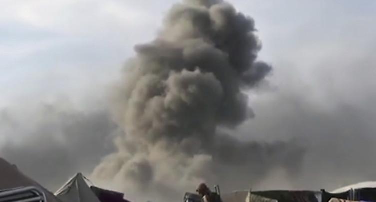 Le « califat » de l'EI éliminé, selon les forces antidjihadistes