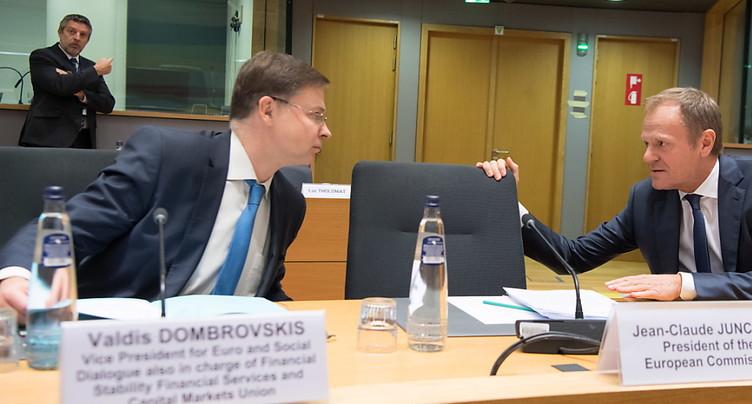 Budget: Bruxelles s'attend à un nouveau bras de fer avec Rome