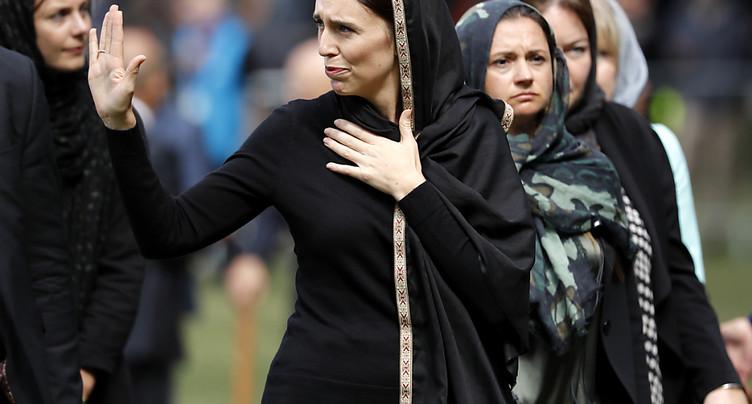 Attentat de Christchurch: cérémonie du souvenir le 29 mars