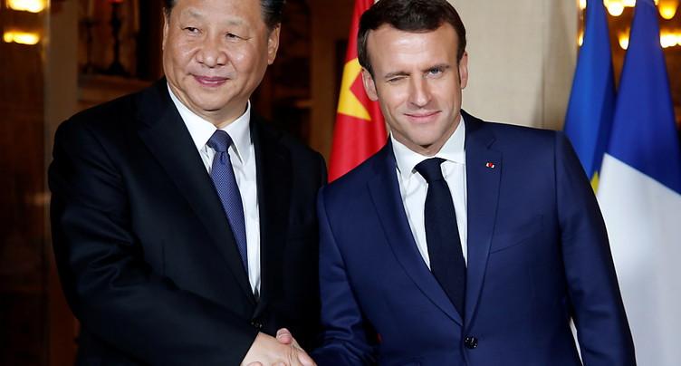 Le président Xi poursuit sa mini-tournée européenne