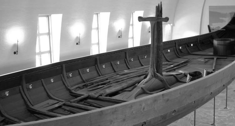 Rare découverte d'une épave de navire viking en Norvège