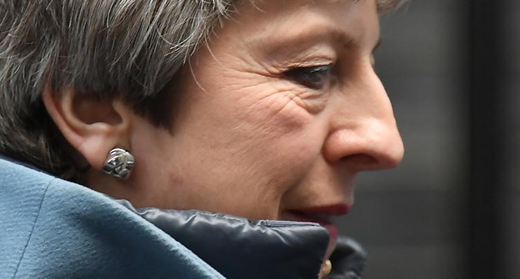 L'accord de retrait n'a « pas le soutien suffisant » au Parlement britannique