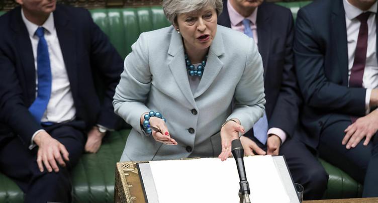 Les députés britanniques voteront sur des alternatives au Brexit