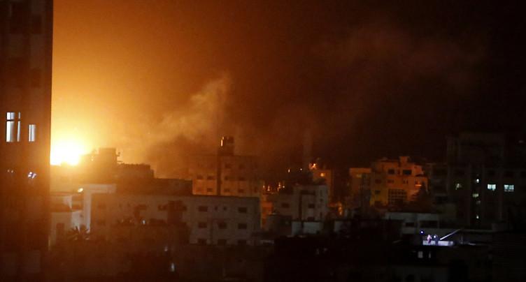 Les hostilités se poursuivent à Gaza malgré un cessez-le-feu