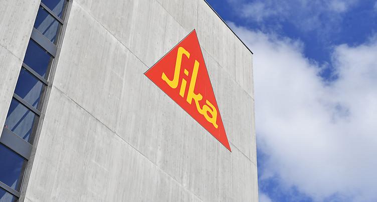 Sika s'étend dans la production de mortier au Sénégal
