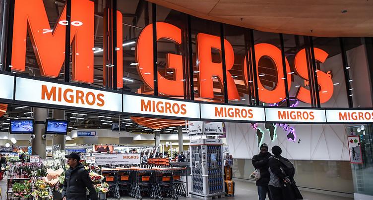 Migros: le bénéfice recule en 2018, mais la rentabilité progresse