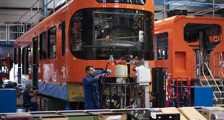 Stadler Rail a mis en service sa nouvelle fabrique à Salt Lake City