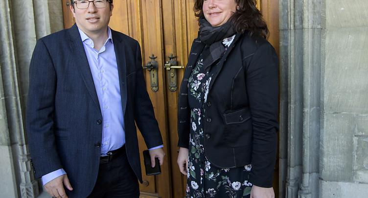 Les Verts fribourgeois veulent gagner un siège au Conseil national