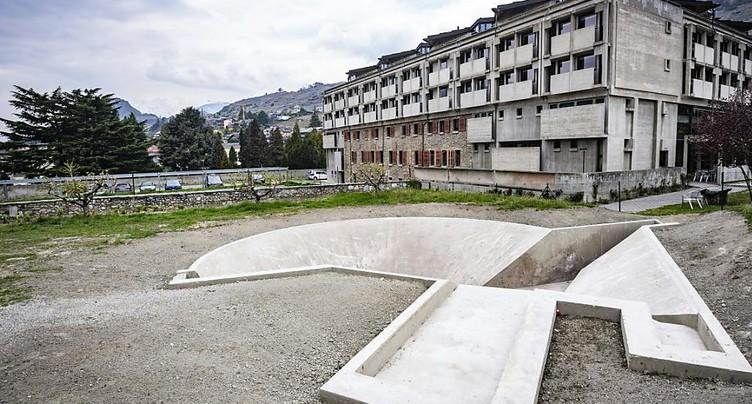 L'eau des capucins refait surface au couvent de Sion