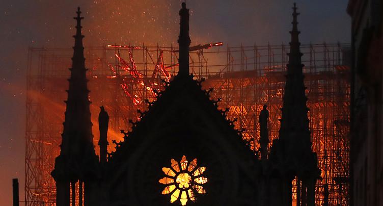 Course contre la montre pour sauver Notre-Dame de Paris