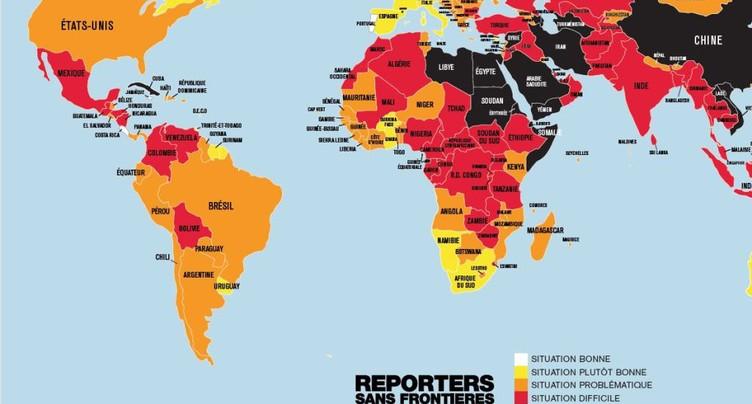 Liberté de la presse 2019: la haine grandit contre les journalistes