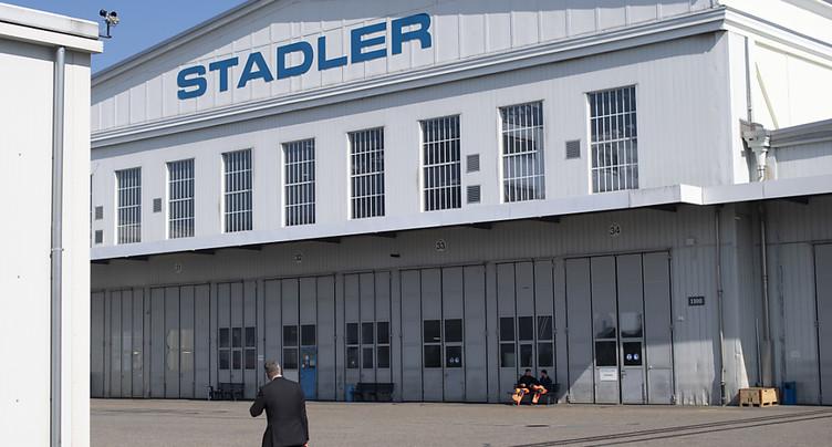 Stadler décroche un contrat de 200 millions d'euros en Finlande